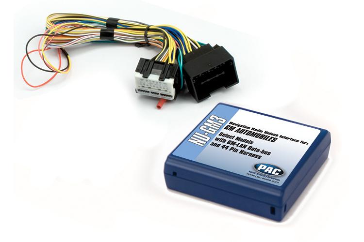 GPS Navigation Integration Adapters