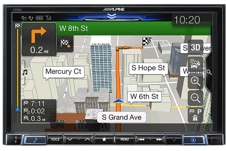 GPS Navigation Receivers