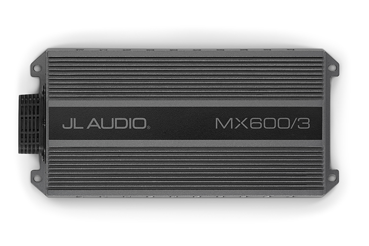 3-Channel Amplifiers