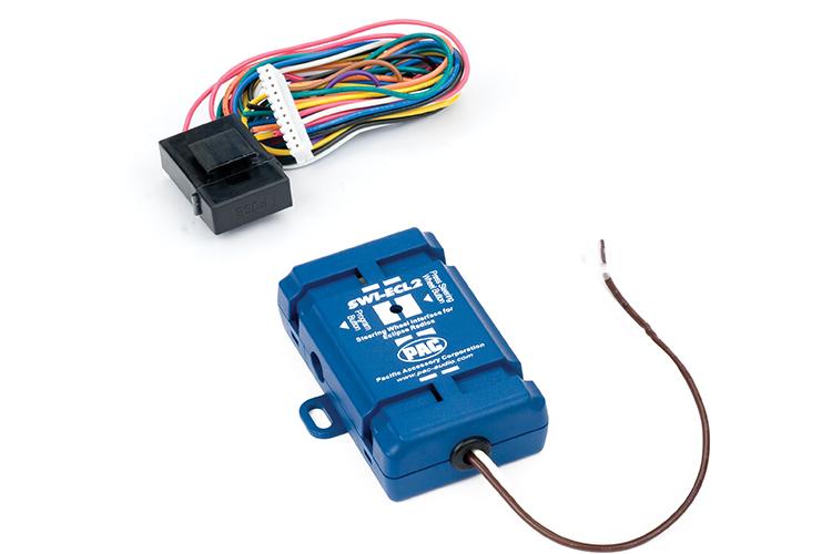 Steering Wheel Control Adapters