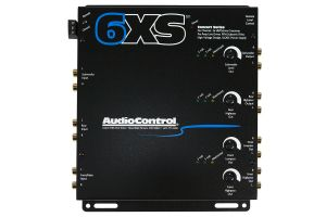 AudioControl 6XS Sierra White