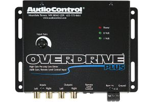 AudioControl OVERDRIVE PLUS Sierra White