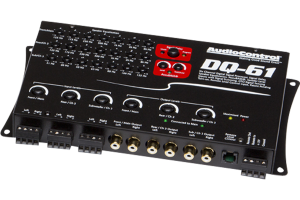 AudioControl DQ-61 Black