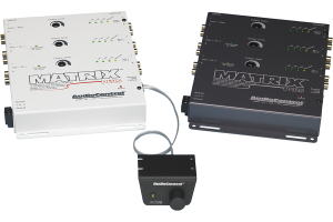 AudioControl MATRIX PLUS Sierra White