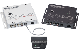 AudioControl OVERDRIVE PLUS Sierra White