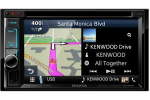Kenwood DNX693S