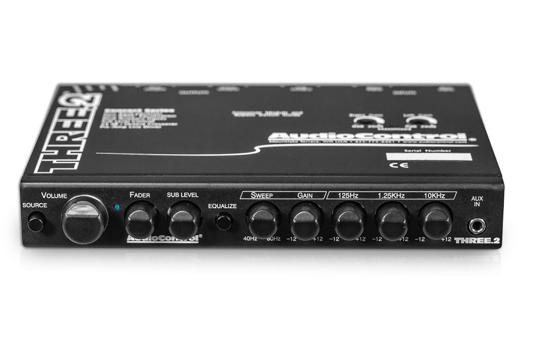 AudioControl Three.2