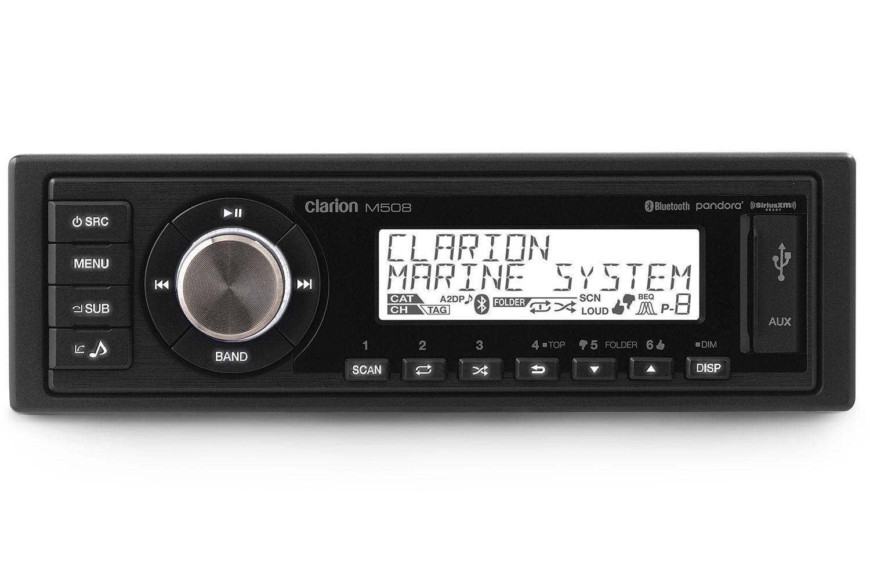 Clarion M508