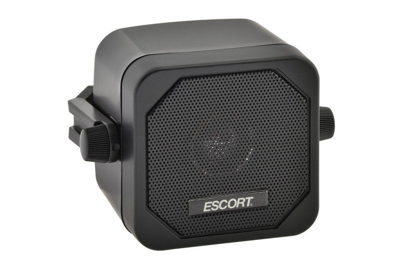 Escort Detector Auxiliary Speaker