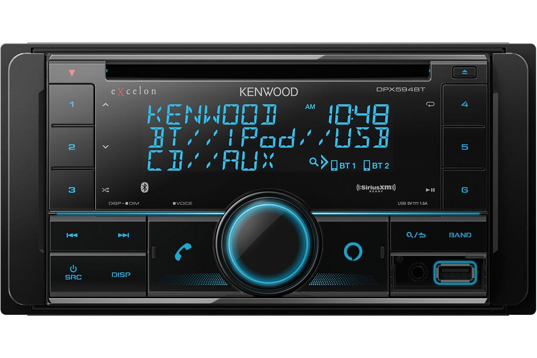 Kenwood DPX594BT