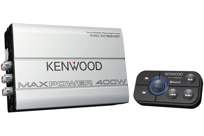 Kenwood KAC-M1824BT
