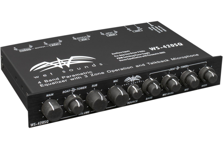 Wet Sounds WS-420 SQ