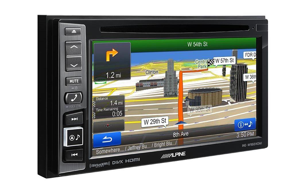 Alpine INE-W960HDMI