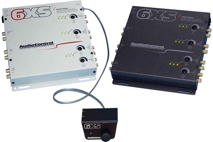 AudioControl 6XS Sierra White