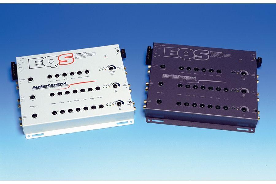 AudioControl EQS Sierra White