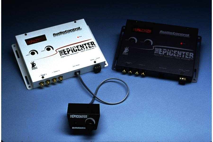 AudioControl The EPICENTER Sierra White