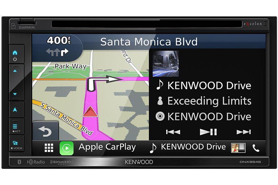 Kenwood DNX694S