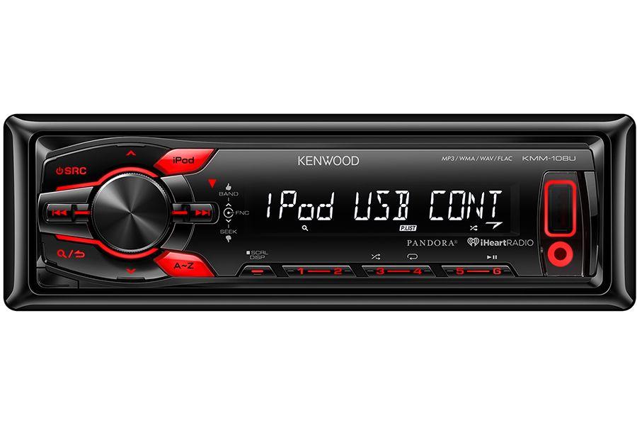 Kenwood KMM-108U