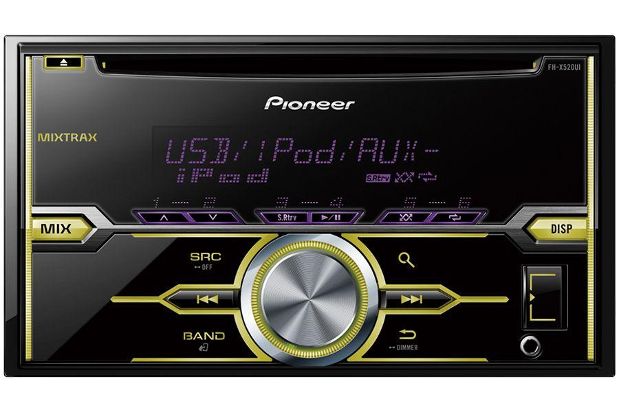 Pioneer FH-X520UI