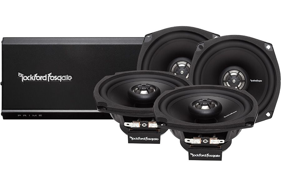 Rockford Fosgate R1-HD4-9813